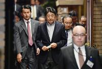 日米電話会談後の安倍首相発言全文 北朝鮮「日米は完全に一致」
