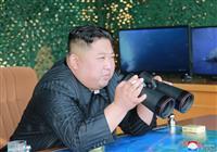 北朝鮮がまた飛翔体を発射、北西部から