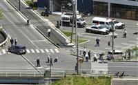 大津事故「衝突音で相手に気付いた」前方不注意か