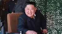 金正恩氏が「火力打撃訓練」を指導と報道、4日と同じ短距離弾道ミサイルか