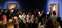 フェルメール展12日閉幕 東京大阪で120万人が鑑賞