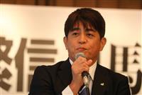 自民・安里繁信氏が正式出馬表明「沖縄の声、国政に」 参院選沖縄選挙区