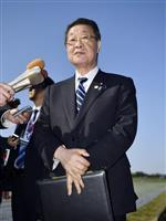 韓国と2国間協議、吉川農水相「輸入規制の見直しを」