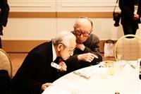 【話の肖像画】現役最年長サッカーライター・賀川浩(94)(6)多士済々の編集局