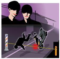 【衝撃事件の核心】ロープや針金…路上での卑劣な犯罪