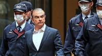 ゴーン被告、サウジ友人から20億円受領 特捜部が起訴内容一部変更 利益目的の明確化狙い…