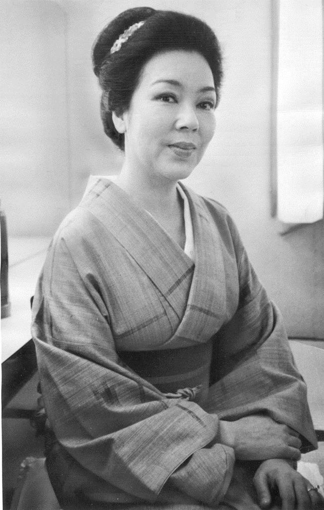 京マチ子さん