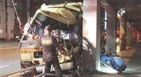 5人死傷事故 神奈川中央交通のバス運転手を起訴