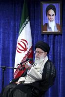 米との交渉は「毒」 戦争は否定 イラン最高指導者