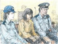 凄惨な虐待、最後は服ぬぐ力もなく…千葉小4虐待死母親初公判