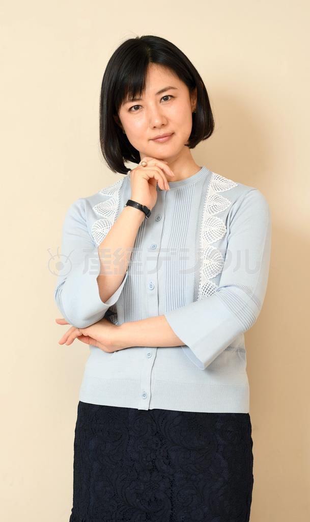 女優で脚本家・作家の中江有里さん