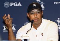 デーリーのカート使用 ウッズが批判 全米プロゴルフ