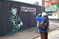 紛争の傷跡残る北アイルランドで新たな過激派の動き