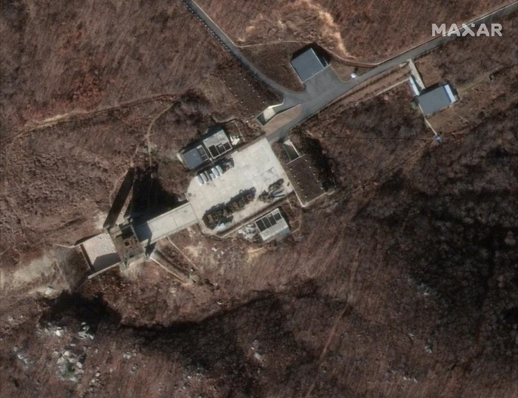 北朝鮮東倉里のミサイル発射施設で建物拡充などの動き