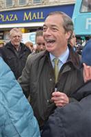 【欧州議会選】英離脱党党首、ファラージの復活 かつての「離脱党の顔」が再び支持を集めた…