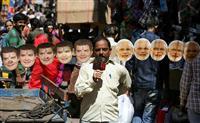 インド総選挙、23日開票 与党連合の過半数維持が焦点