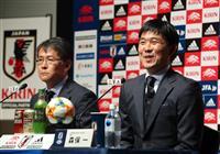 世代融合、W杯予選へ戦術浸透目指す サッカー日本代表