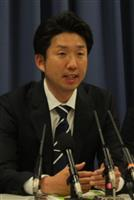 堺市長選告示前に永藤氏と野村氏が政策発表