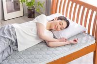 汗臭、加齢臭に!「消臭炭わた」を使った夏にぴったりの寝具