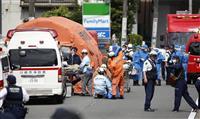 被害者は16人、1人が心肺停止 男の身柄を確保 川崎