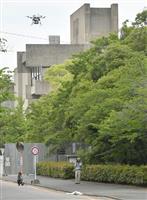 ドローンで無人物流モデル、九大跡地で実証実験 再開発の目玉、福岡市とベンチャー協力