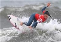 【いざ!東京五輪】サーフィン、9月のWG出場者決定 日本代表争い本格化