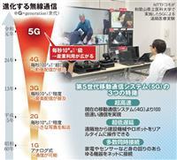 【ビジネスの裏側】主治医はスマホ…「5G」でリアルタイム診断