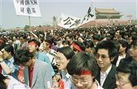 【天安門事件30年】米報道官、中国当局の締め付け「恐ろしい迫害」