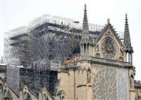 ノートルダム大聖堂 復旧に託すパリの希望