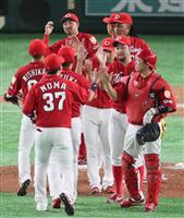 【プロ野球通信】順位乱高下のセ・リーグ前半戦 広島は11連勝、2球団が大型連敗