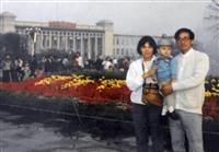 夫は4歳の息子を残して逝った 天安門事件の遺族「何が起きたか国民に知らせて」