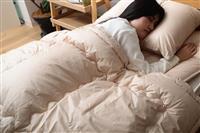 繊維の中までしっかり洗えてすぐ乾く いつも清潔に使える快眠寝具