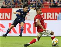 【サッカー日本代表】速報5 日本先制点遠く 後半15分まで0-0
