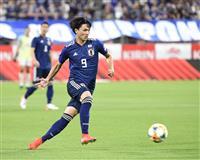 【サッカー日本代表】速報6 日本は小林、南野ら投入 後半30分を終えて0-0