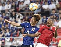 【サッカー日本代表】速報7 日本、再三の決定機を生かせず トリニダード・トバゴに0-0