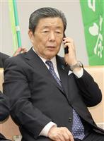 自民・森山氏、スーパーシティ法案 会期内成立目指す