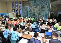 G20「交通の司令塔」訓練重ねる 大阪北部地震レベルの混乱想定