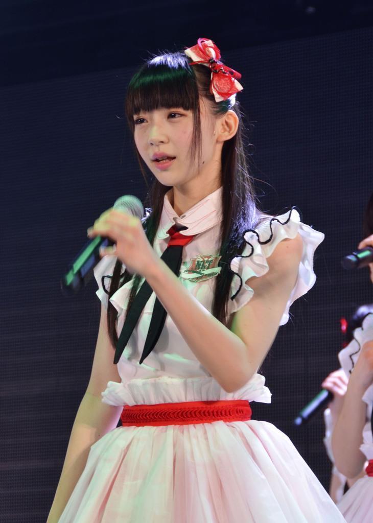 荻野由佳さん