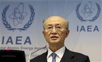 イランが低濃縮ウラン生産「加速」 IAEA事務局長
