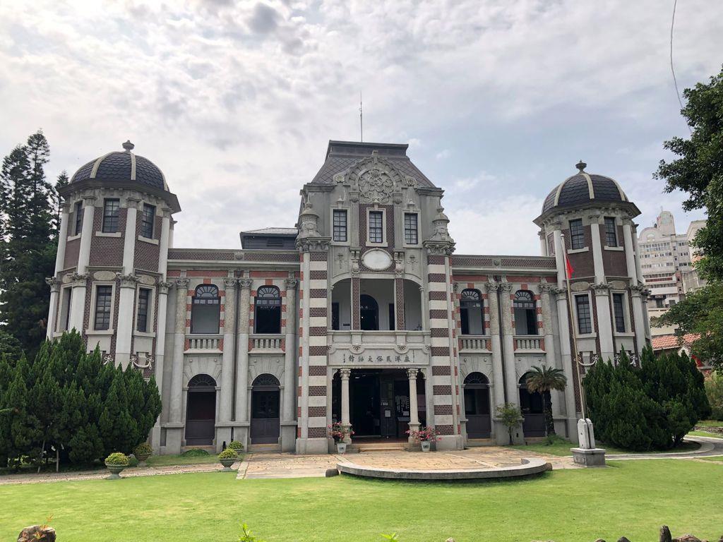 ツアー訪問予定地の鹿港民俗文物館