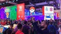 任天堂、ポケモン新作出展 米ゲーム見本市、E3開幕