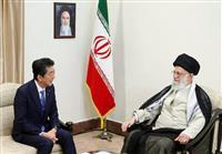 ハメネイ師、核兵器「製造も保有も使用もしない」 安倍首相との会談で