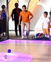 長友選手が小学生らとパラスポーツに初挑戦 東京