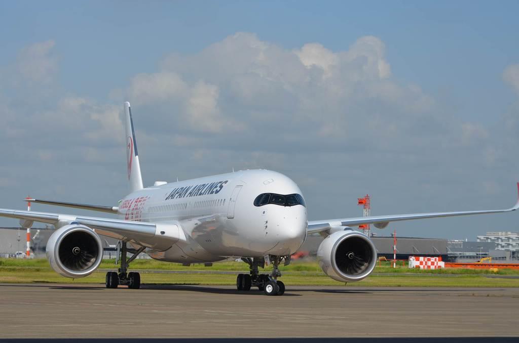 日航、初のエアバス機「A350」が羽田到着、主力路線に導入 - 産経ニュース