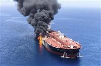 タンカー攻撃、イラン関与への言及回避 菅長官、情報収集・分析急ぐ