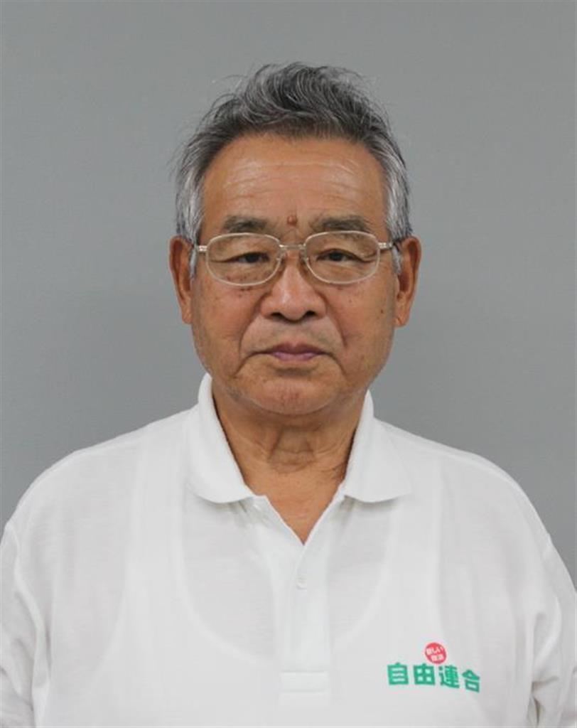 参院選・島根鳥取合区の佐々木信夫氏