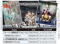 """歌舞伎クール!漫画やアニメが原作の新作歌舞伎続々 歌舞伎の""""世界戦略""""か"""