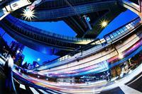 【to Tokyo 変貌する街】新宿 近未来を駆ける夜の首都高