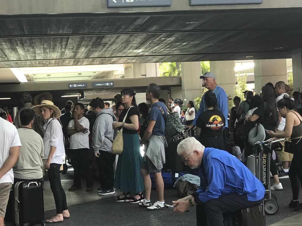 乱射誤情報で一時パニック 米ハワイ・ホノルル空港 - 産経ニュース