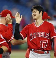 大谷は6打数2安打1盗塁 「いい打席が多い」